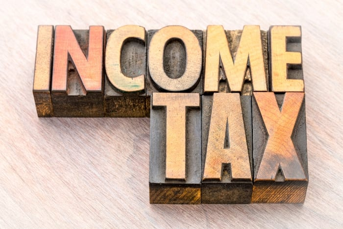Second Half Of Income Tax Payment Due Month-End