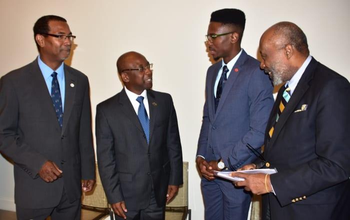 Lashley Urges Media To Promote Positive Youth