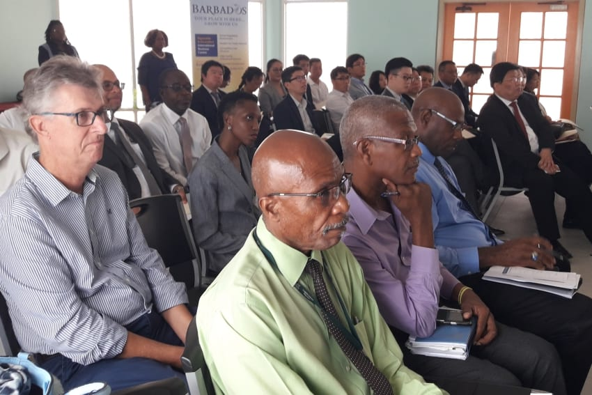Barbadians Keen On Doing Business In China