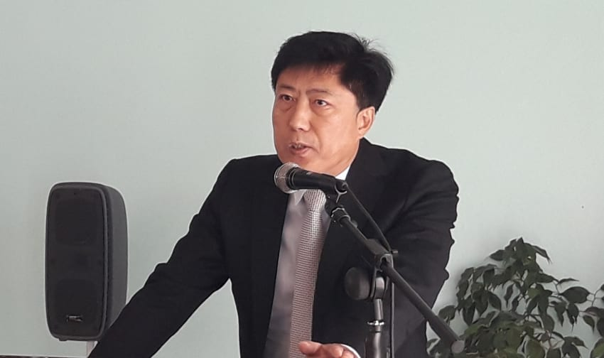 Barbadians keen on doing business in china gis for Chambre commerce chine