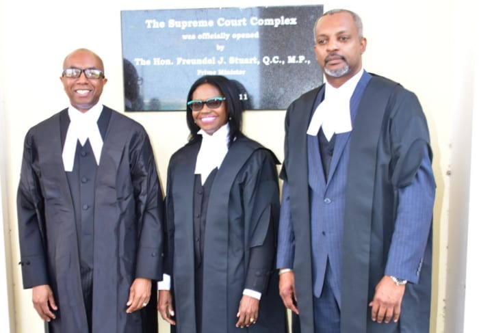 Three Attorneys Admitted To The Inner Bar
