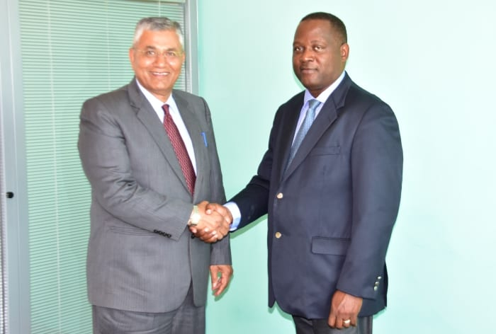 Barbados Treasures Relationship With India