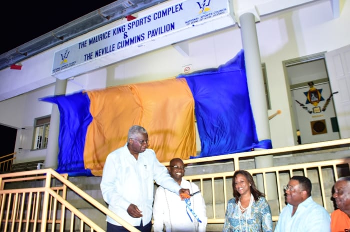 Two Outstanding Barbadians Honoured