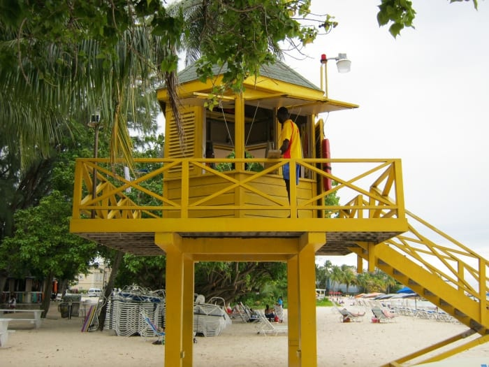 Public Advised To Use Beaches With Lifeguards