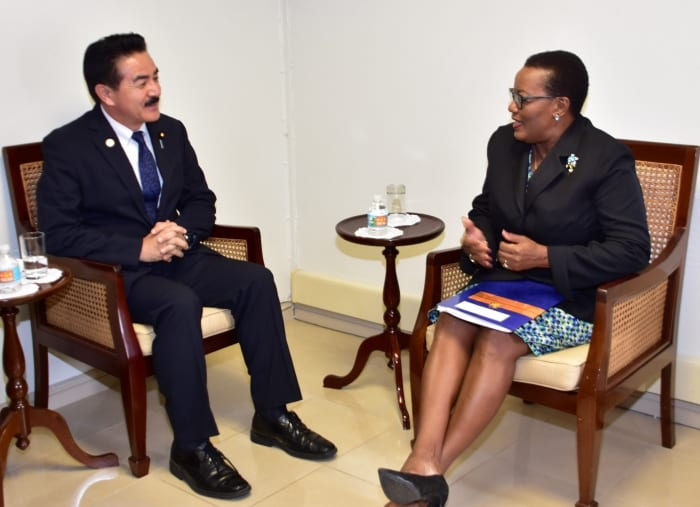 Barbados Seeks To Strengthen Ties With Japan