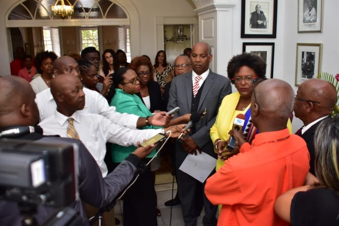 Prime Minister: Barbados Will Remain With CCJ