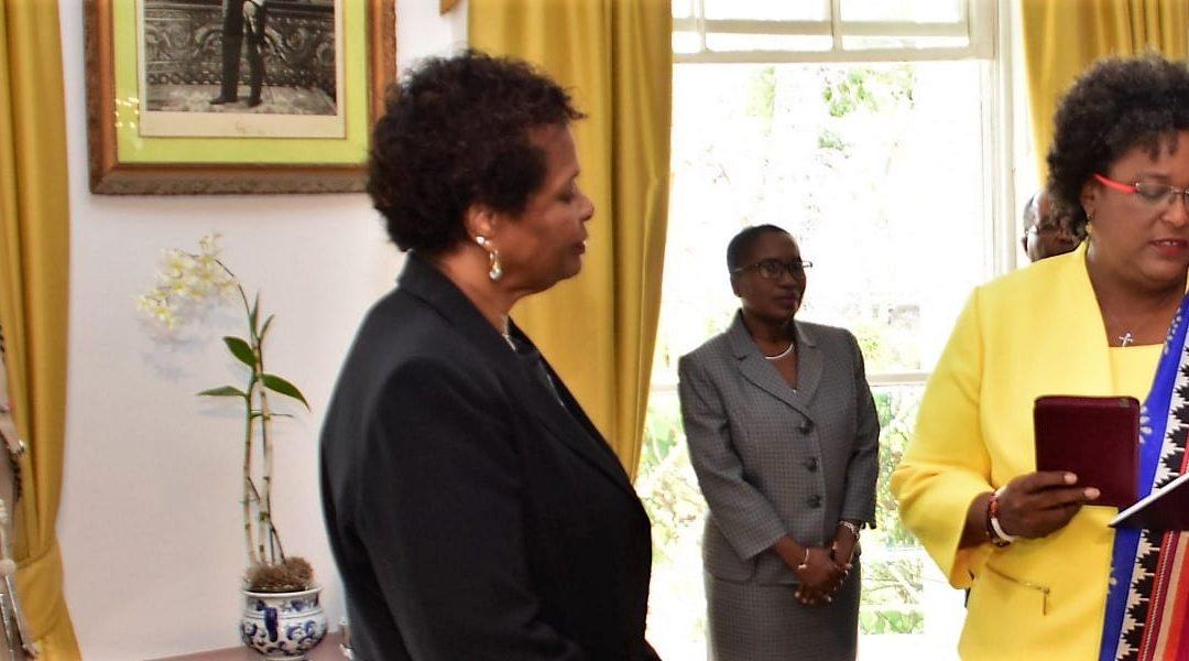 Barbados' 8th Prime Minister Sworn In