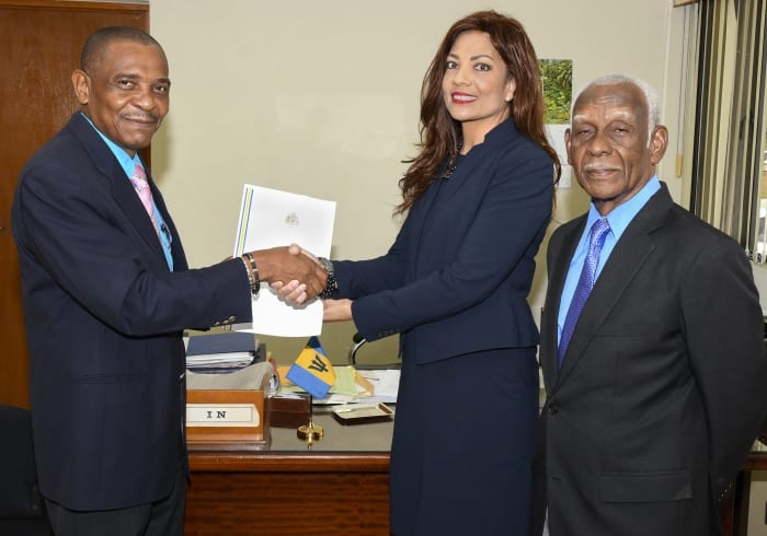 New Honorary Consul Of Spain In Barbados