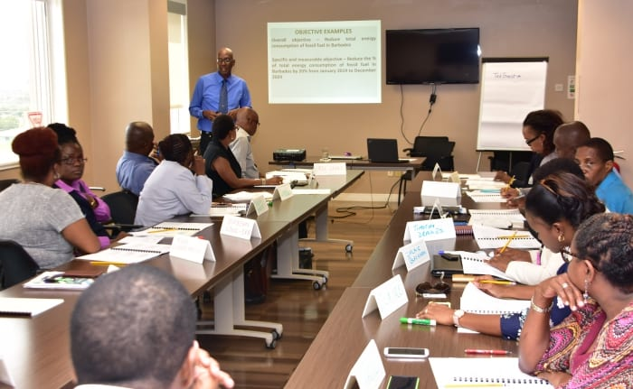 Training In Climate Finance Proposal Writing