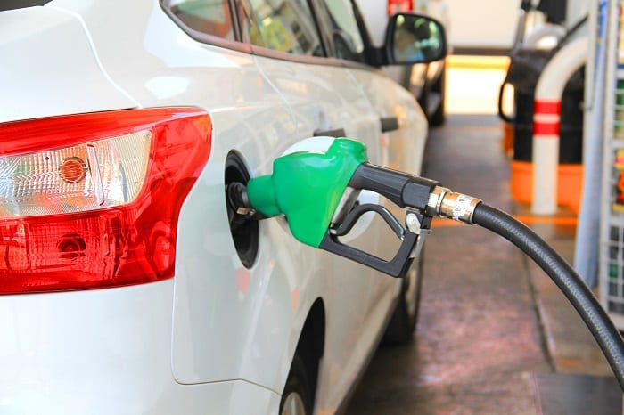 Changes In Petrol Prices For December