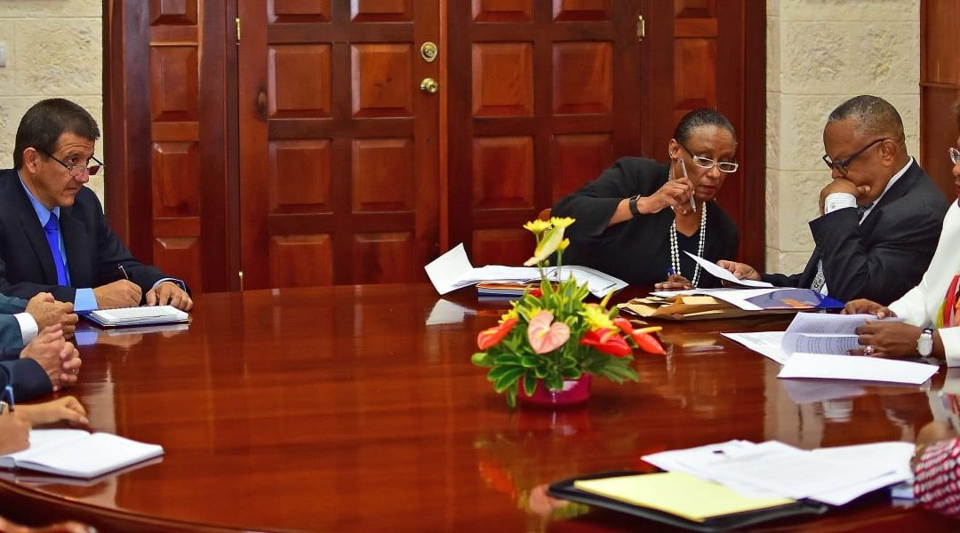 Further Collaboration Between Barbados & Cuba