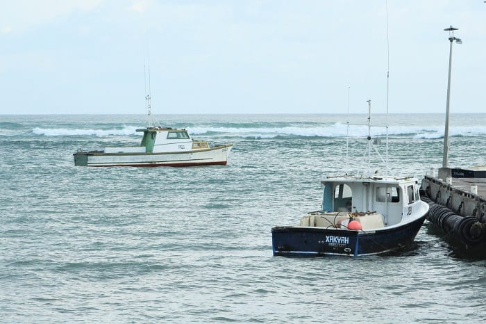 High Wind & Small Craft Warning For Barbados