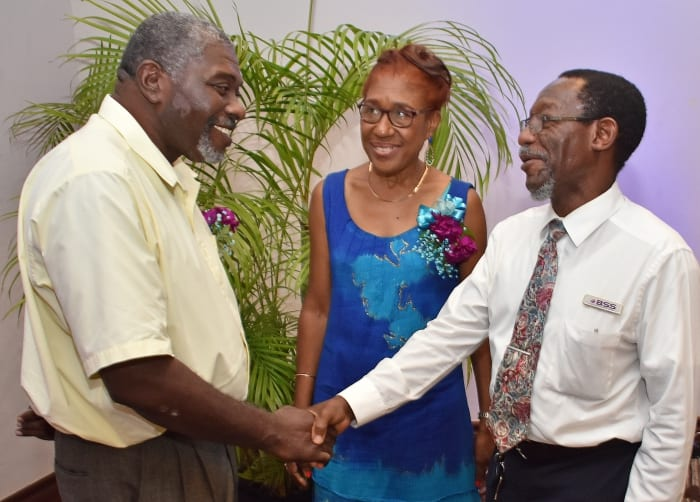 BSS Celebrates Retired Staffers