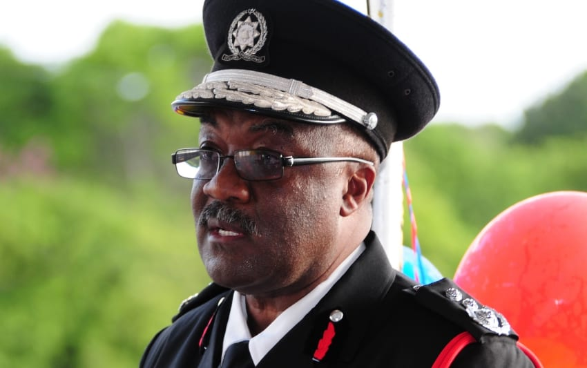 Caribbean Fire Chiefs Conference Next Week