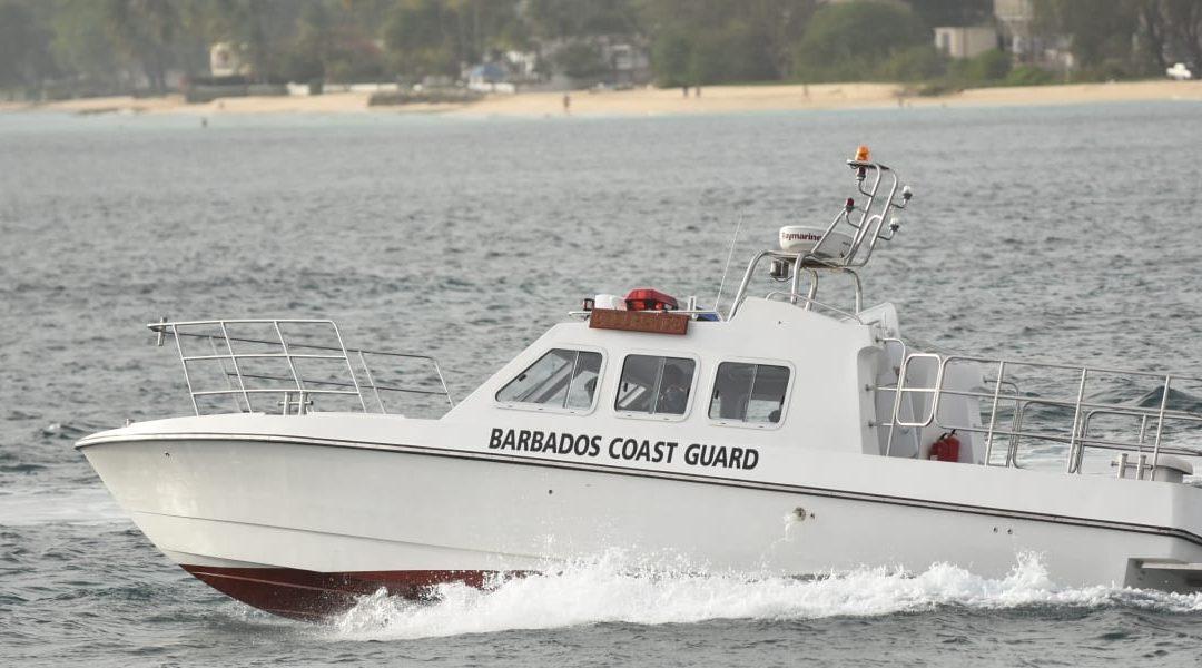 New Vessel In Coast Guard's Fleet