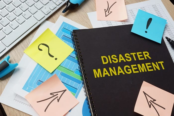 Include Disaster Management In Budgets