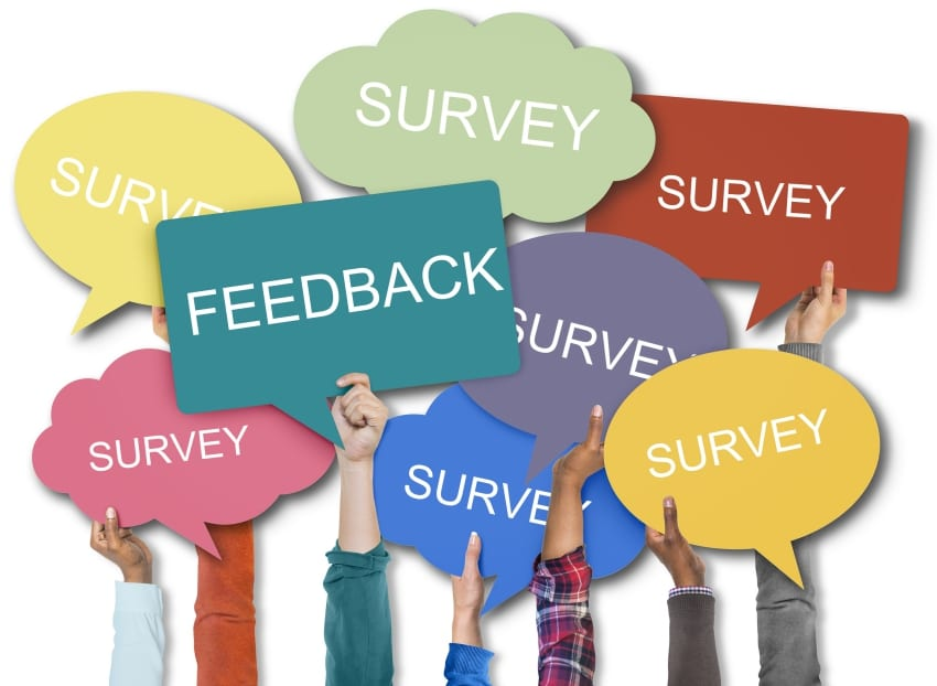 We Need Your Feedback; Take This Online Survey!