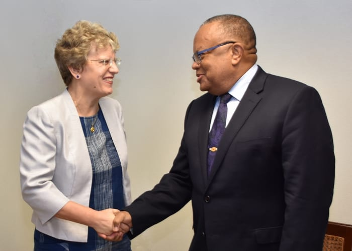 Barbados-UK Relationship Remains Strong