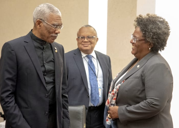 Barbados & Guyana To Deepen Relations