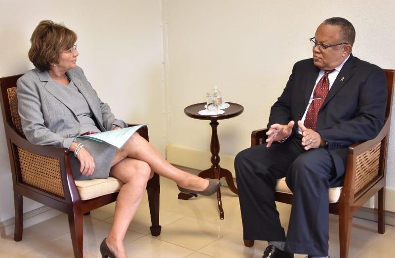 Barbados To Maintain Harmonious US Relations