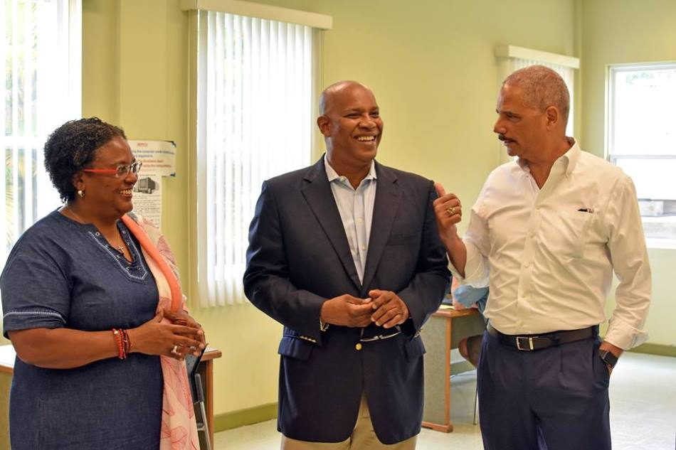 Eric Holder To Receive Freedom Of Barbados Award