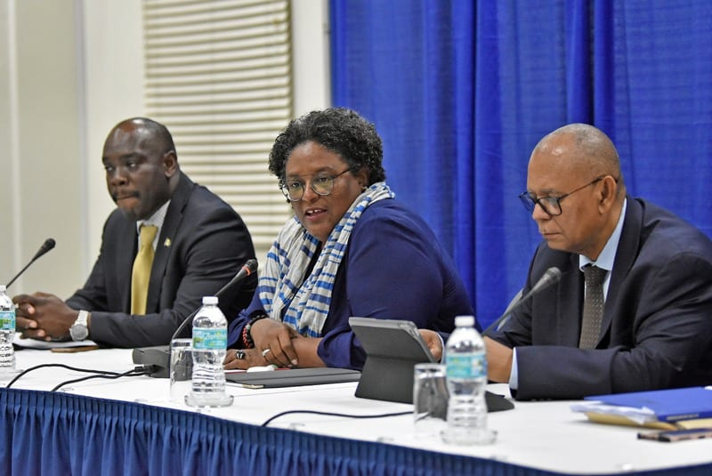 Prime Minister Mottley: Real-Time Data Needed
