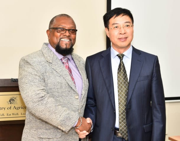 Barbados To Learn From Chinese Techniques In Agriculture