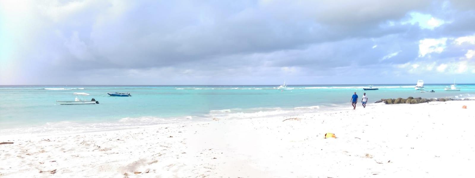 Cautionary Zone Offshore Of Worthing Beach
