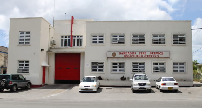 Worthing Fire Station Closed For Renovations
