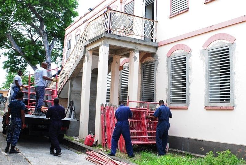 Renovations To Geriatric Hospital Under Way