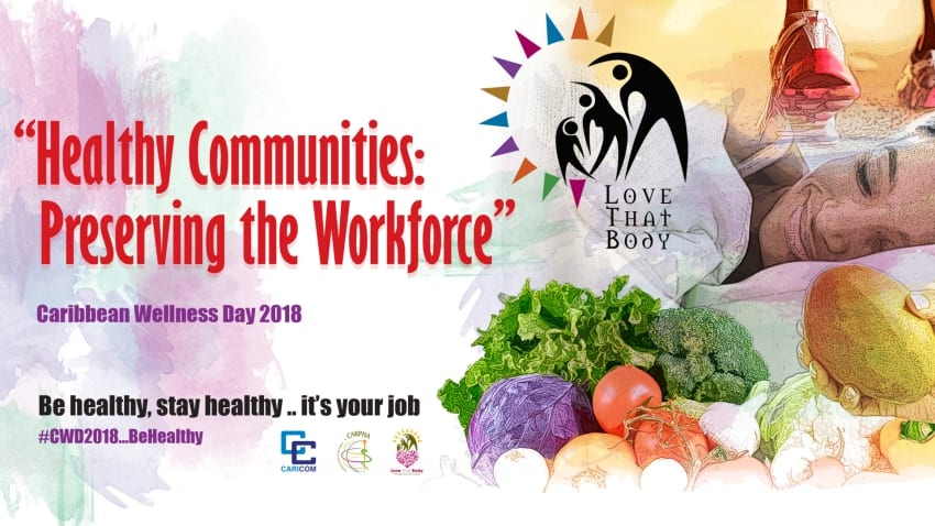 Caribbean Wellness Day Saturday September 8