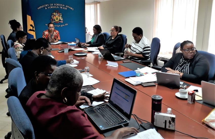 Officials Discuss Free Movement Of Skills