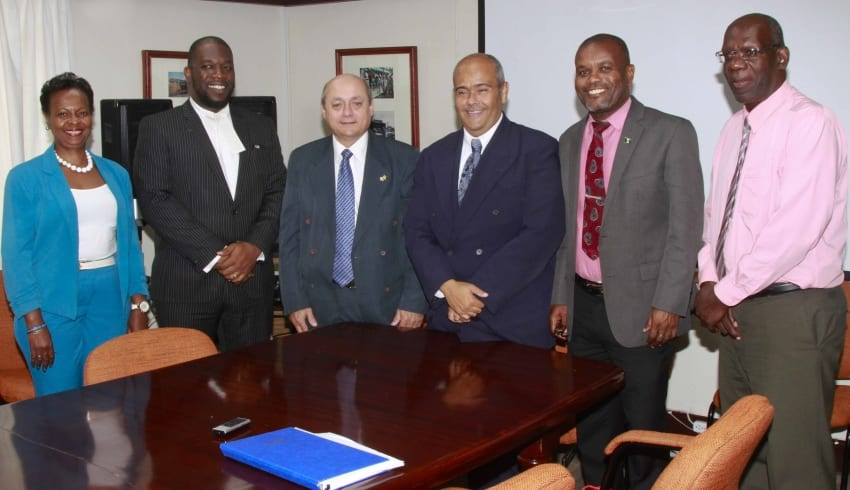Cuban Envoy Pays Call On Transport Minister