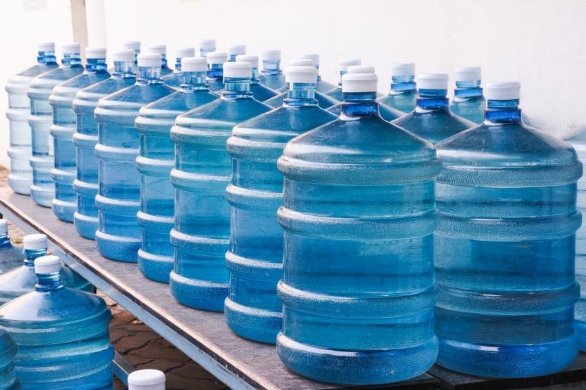 Water Storage During Hurricane Season
