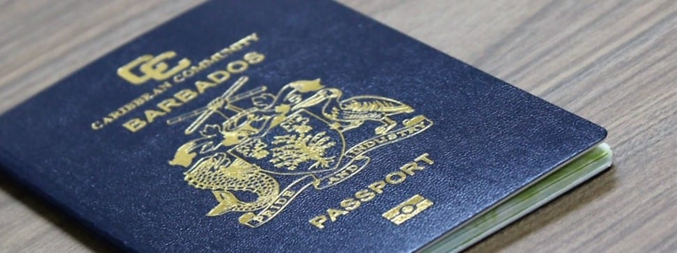 Barbados Switches To E-Passports