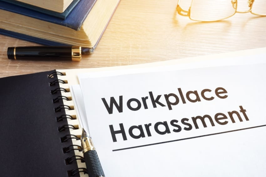 Gov't Committed To Fighting Workplace Violence & Harassment