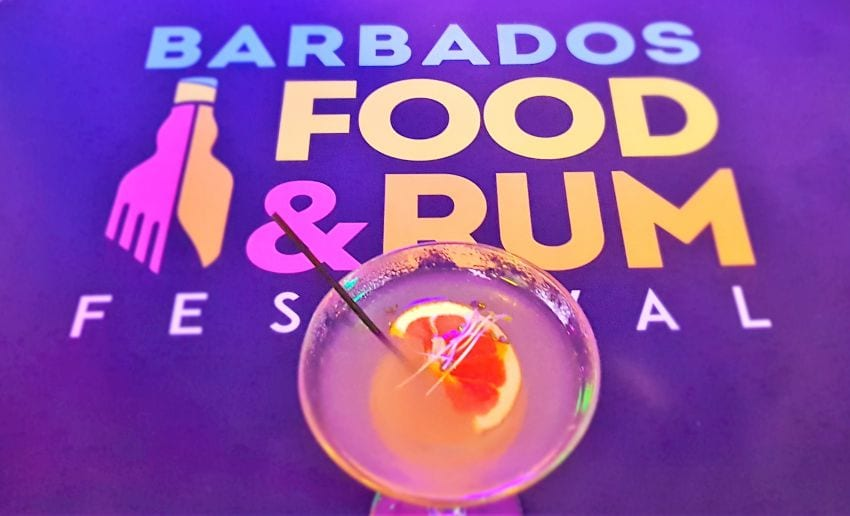 Patrons Delighted With Food & Rum Festival