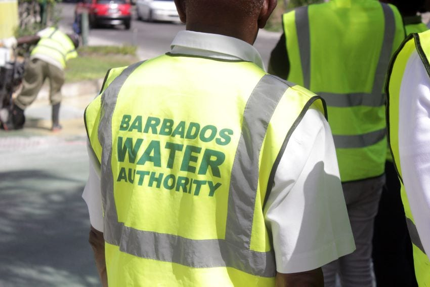 Statement From The Barbados Water Authority