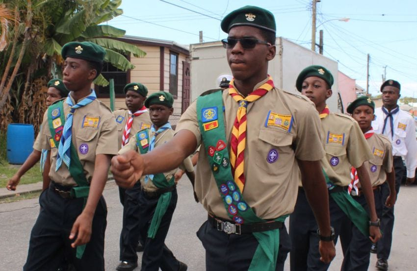 Parents Urged To Enroll Sons In Boys Scouts