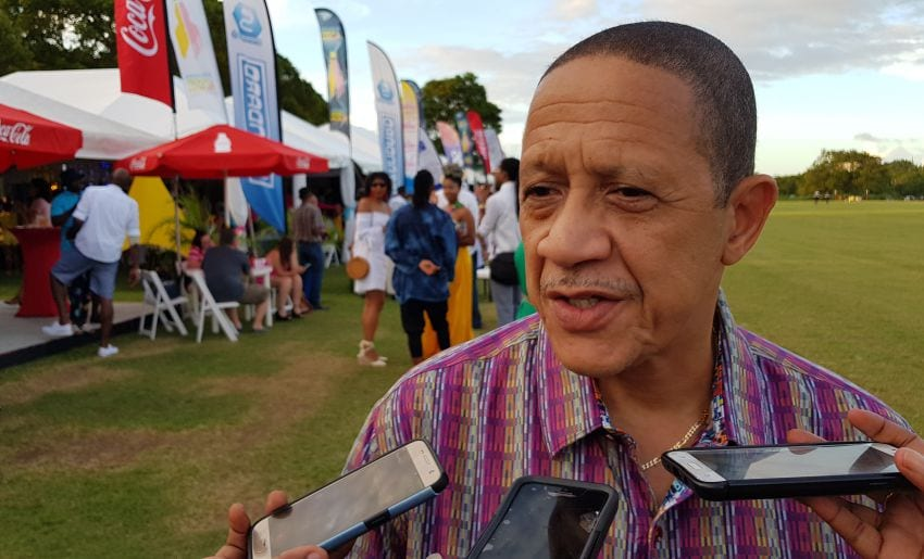 Griffith Resigns From Barbados Tourism Marketing Inc.