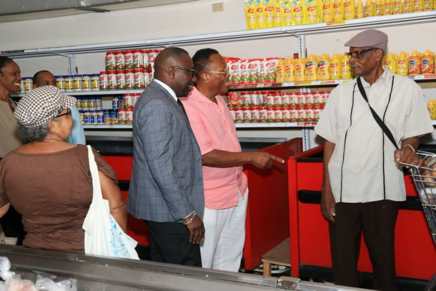 Minister Sutherland To Continue Tours of Businesses
