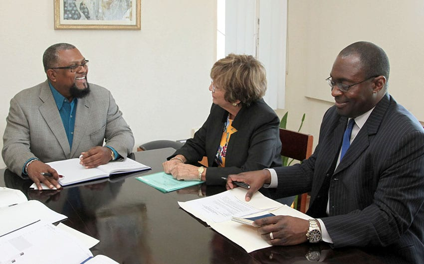 Officials Discuss The Way Forward In Agriculture