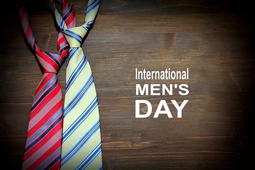 International Men's Day Activities Start November 1
