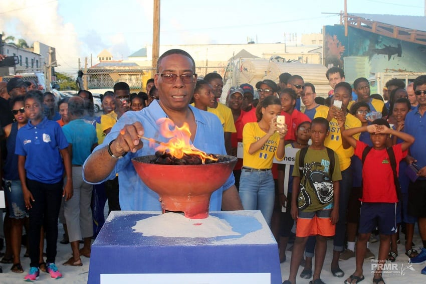 Independence Games Launched At Pirates Cove