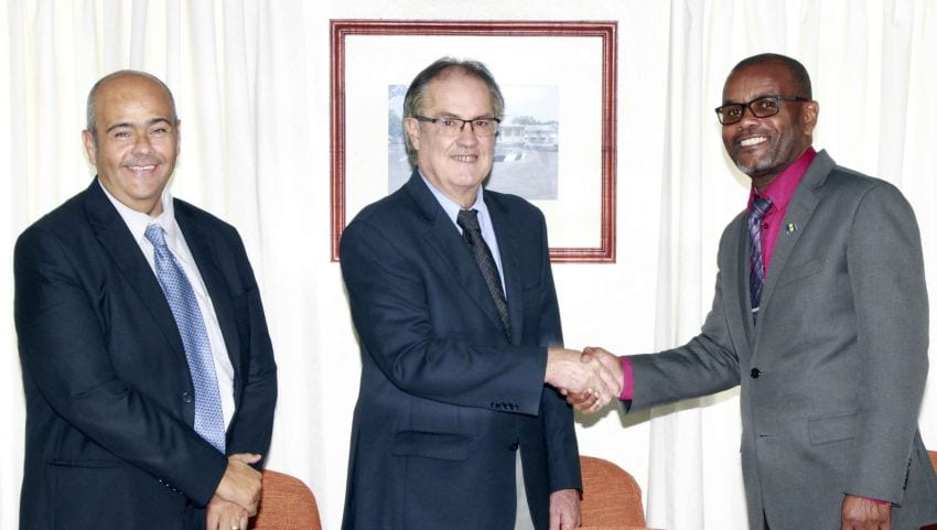 Brazilian Envoy Pays Call On Transport Minister