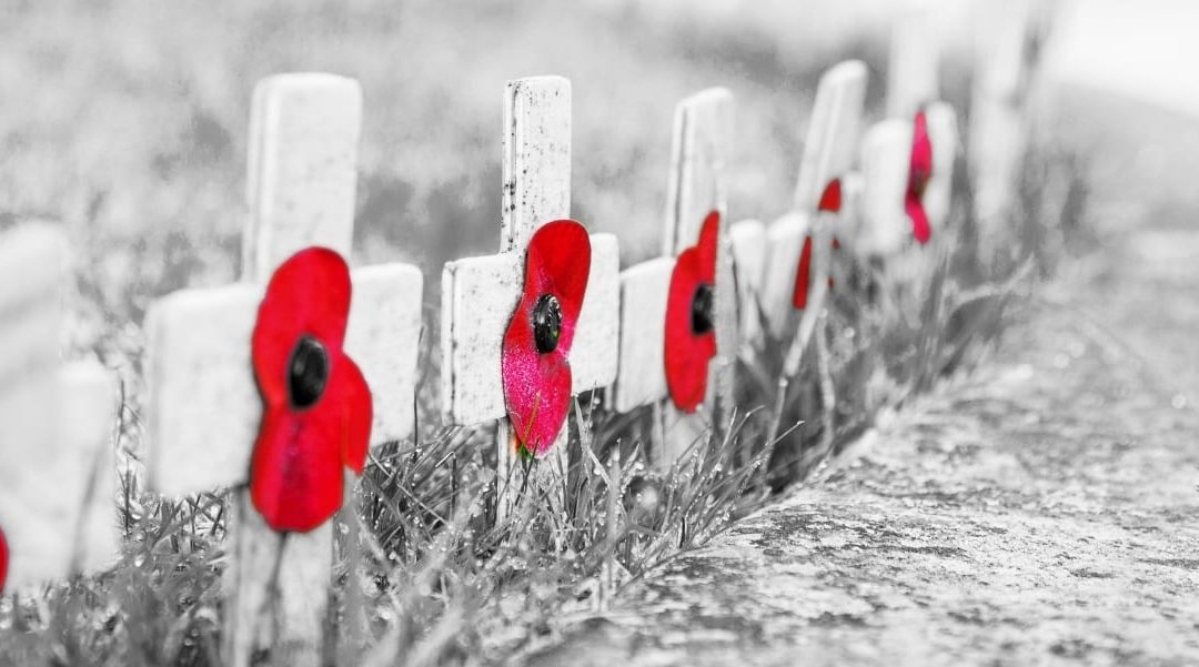 Remembrance Day Is Sunday, November 11