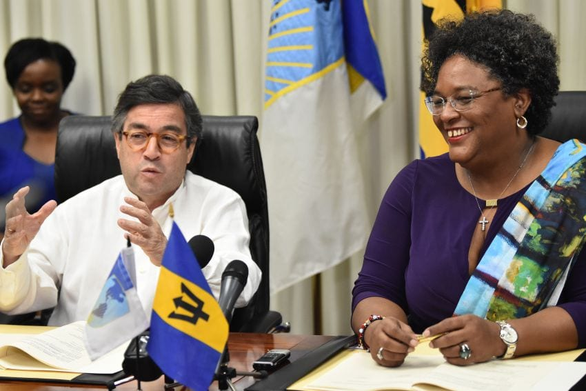IDB's High-Level Meeting In Barbados This Week