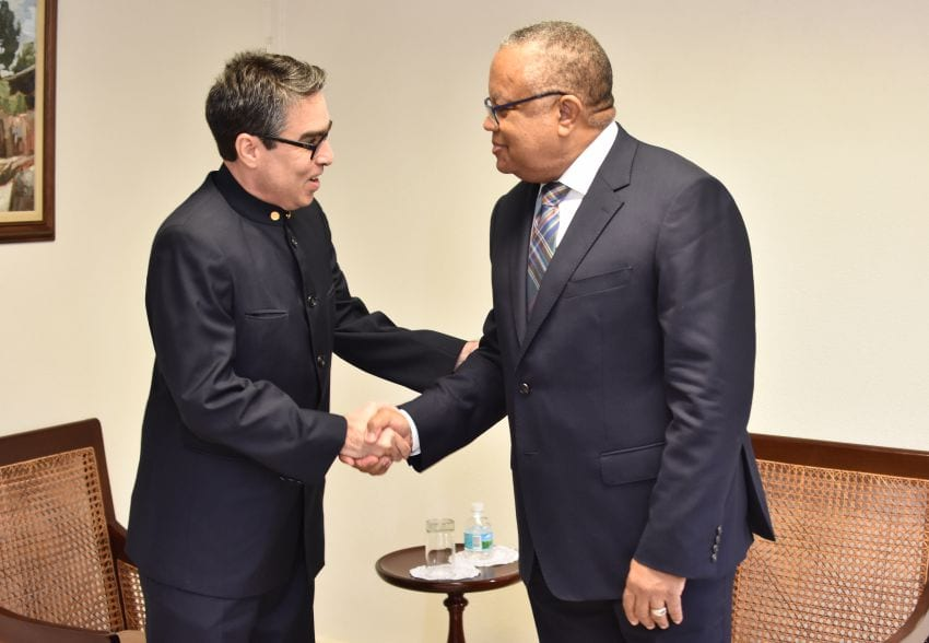 50 years Of Barbados & Venezuela Relations