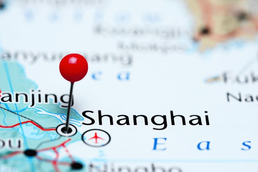 Sutherland To Attend Chinese Expo In Shanghai