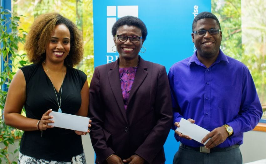 Innovate Barbados Participants Win Trips